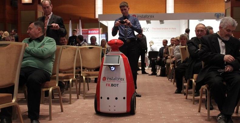 Instaforex robot